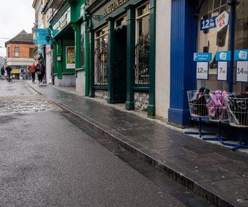 Abbey Street Paving1
